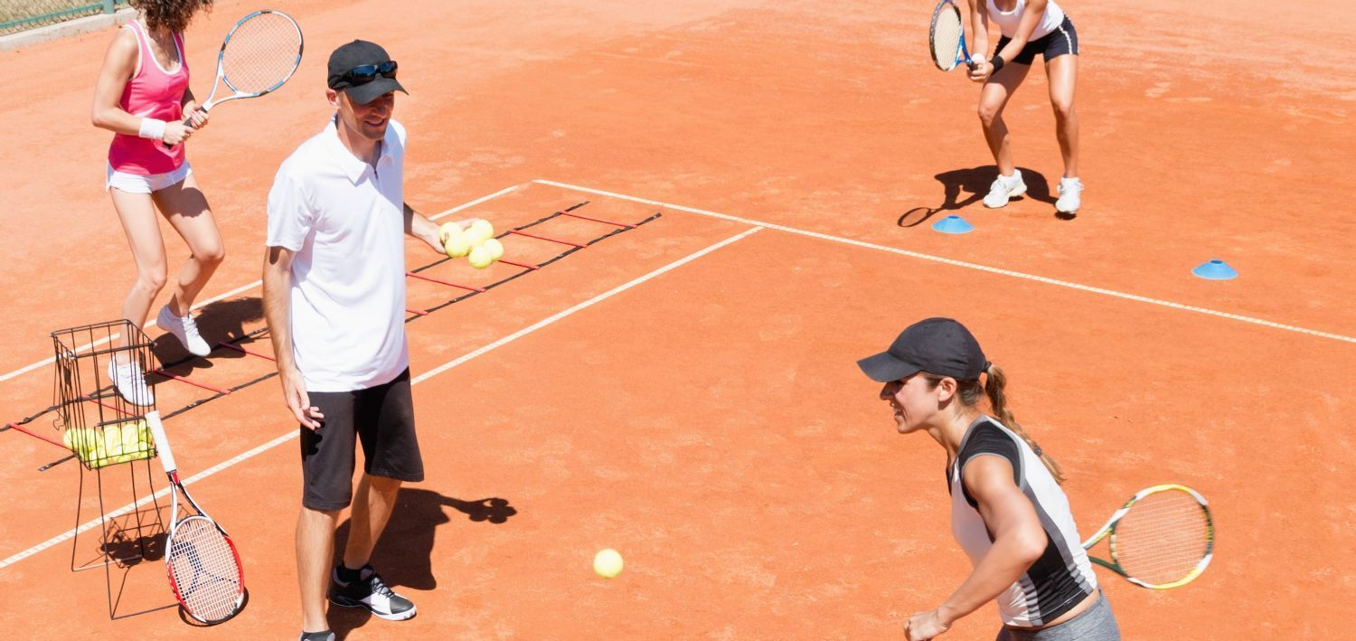 Cours & Stages Tennis Plaisir